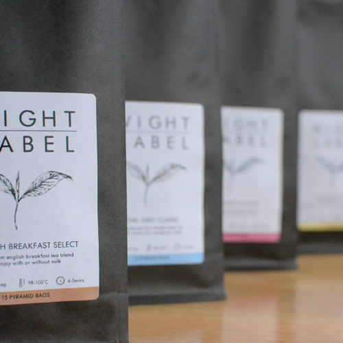 Wight Label Tea