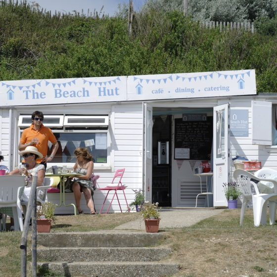The Beach Hut - Bembridge