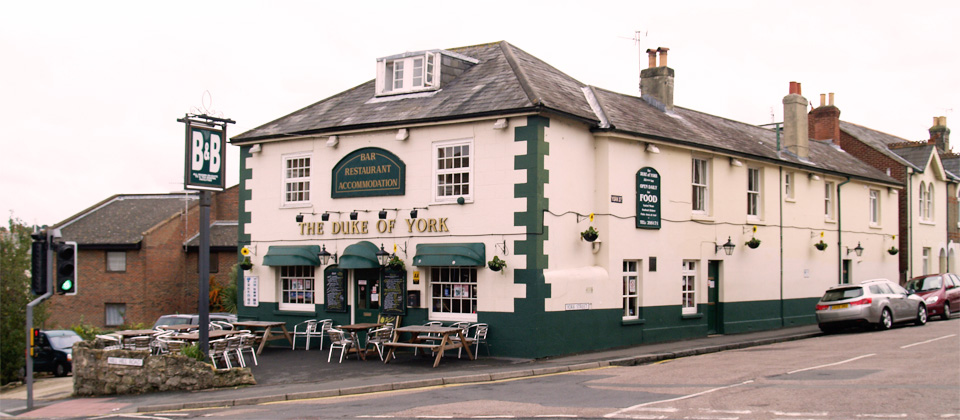 The Duke of York - Cowes