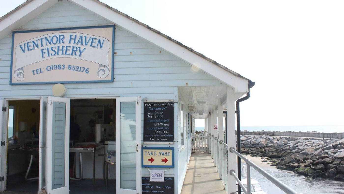 Ventnor Haven Fishery