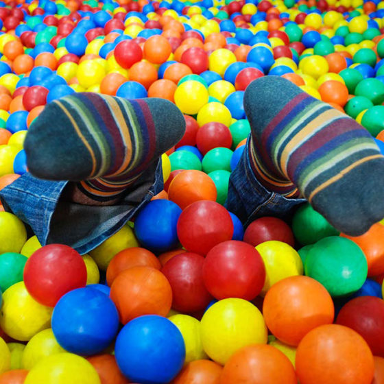 The Caulkheads BallPit