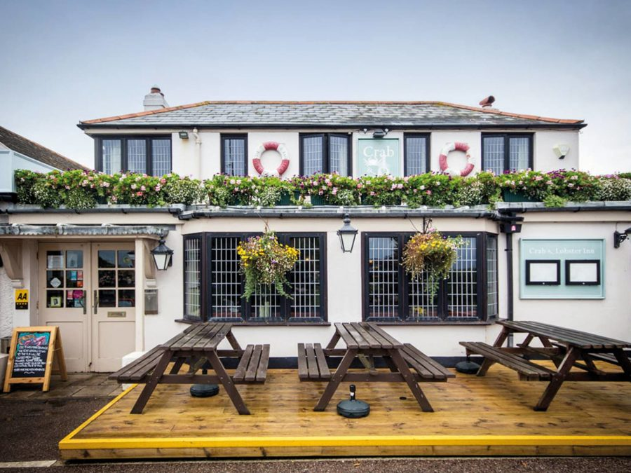 The Crab and Lobster, Bembridge