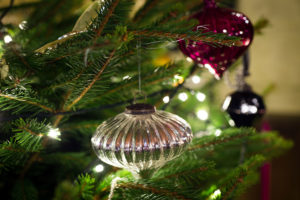 Arreton Barns - Christmas Tree